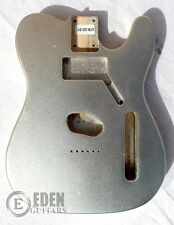 EDEN Paulownia Wood Body Replacement HS for Tele Guitar Silver Sparkle