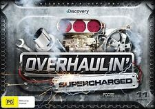 Overhaulin': Supercharged Collector's Set NEW R4 DVD