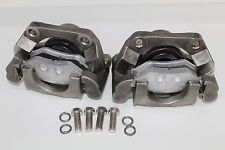 2 x  Stainless steel Trojan Hydraulic Brake Caliper  Disc Boat Trailer ski boat