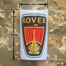 ROVER CAR SIGN LED LIGHT BOX  UK man cave garage games room home
