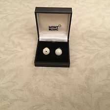 Mont Blanc Ugly Duckling Cufflinks ULTRA RARE MONTBLANC    HARD TO FIND.  Look!