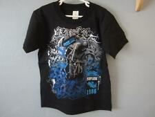 NEW DYSE ONE CLOTHING COMPANY RIDE OR DIE GRAPHIC TEE KIDS M MEDIUM 68VC
