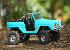 TFL RC Cars All-Wheel-Drive SCX10 Bronco Rock Crawler Painting Shell ESC Motor
