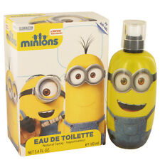 Minions Yellow 3.3 oz Eau De Toilette Spray