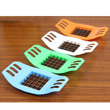 Stainless Steel Potato Cut Device Square Slicers Cut Fries Device Random Color