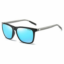 Polarized Mens Retro Vintage Aluminum Aviator Sunglasses Eyewear Eye Glasses