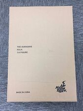 Hot Toys MMS 186 The Avengers Hulk 12 inch Action Figure NEW