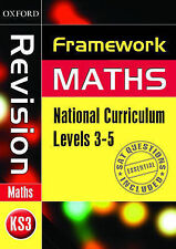 Framework Maths: Level 3-5 Revision Book: Revision Book Level 3-5 Capewell, Kran