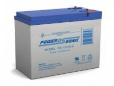 BATTERY COMPATIBLE UB12100S UNIVERSAL BATTERY SYSTEMS PS-12100H 12V 10AH 2 EACH
