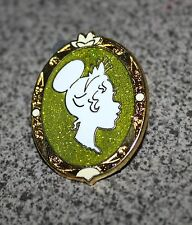 DISNEY PIN TIANA PRINCESS AND THE FROG CAMEO SILHOUETTE FROM MYSTERY PACK