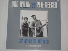 BOB DYLAN VS PETE SEEGER -The Singer And The Song- 2xLP  NEU