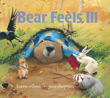 Bear Feels Ill by Karma Wilson (Paperback, 2007) FREE P&P