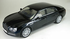 Kyosho 1/18 Bentley Flying Spur W12  Black (08891NX) Diecast Automobile