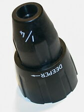 """UP TO 2 NEW HILTI 1/4"""" SPRING LOADED DRILL NOZZLES"""
