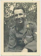 Foto Soldat-Luftwaffe mit Orden EK ( L896)