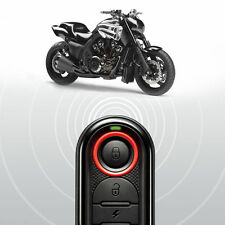 Motorcycle Remote Control Anti-theft Alarm Safety System Engine Start Waterproof