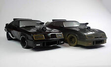 Mad Max Interceptor Twin Set Version I and II Ford XB Coupe GT 351