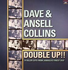 DAVE & ANSELL COLLINS - Double Up!!  NEW CD £9.99