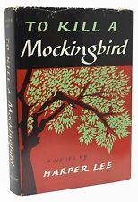 To Kill a Mockingbird Signed Harper Lee First Edition Sixth Printing