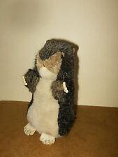 """ancien / vintage - STEIFF castor beaver - NAGY (Haut. 22cm / height 9"""" ) 70's"""