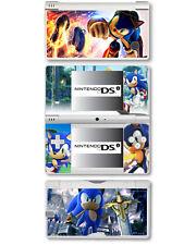 Sonic the Hedgehog Vinyl Skin Sticker for Nintendo DSi