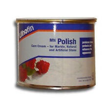 Lithofin MN Polish Cream - Care For Granite Worktop/Marble & Stone 500ml