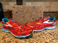 Brooks Launch 2 Boston Marathon Lobster Men's Running Shoes NEW