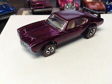REDLINE HOT WHEELS 1971 OLDS 442 IN STUNNING MAGENTA! 1st Fair Offer To Go!!!