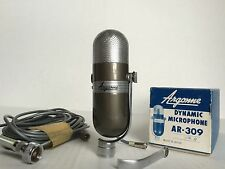 Argonne Japan Vintage Dynamic Microphone RCA Altec Shure EV WE