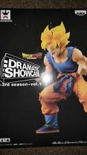 DRAGON BALL Z GOKU GOKOU SS DRAMATIC SHOWCASE FIGURE FIGURA NUEVA NEW