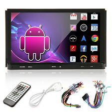"HD 1080P 7"" Google Android 4.4 3G WIFI GPS Car DVD Player Radio Stereo BT TV"