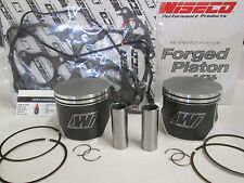 ARCTIC CAT ZR, ZL, EXT, PANTERA 580 EFI WISECO PISTON KIT (TOP END REBUILD)