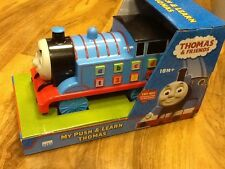 Thomas & Friends - Push and Learn Train, New 24hr Dispatch