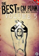 Best of CM Punk in IWA Mid-South Volume 5 DVD Set, WWE UFC ROH Wrestling