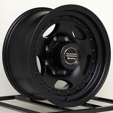 16 Inch Black Wheels Rims Ford Truck F 250 F 350 F250 F350 Superduty 8x170 Lug 4