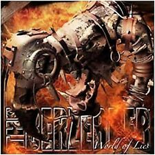 The Berzerker - World of Lies, **NEW CD**