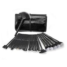 USpicy Make Up Brushes Set 32-Piece Essential Professional Cosmetics Makeup B...