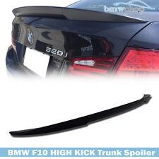 BMW HIGH KICK F10 4D Sedan P Performance Type Rear Trunk Spoiler Wing 11-16