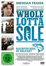 DVD --  Whole Lotta Sole (2013) - BRANDAN FRASER
