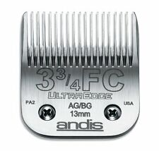 Andis 64135 # 3 3/4FC UltraEdge Detachable Finish Cut Clipper Blade