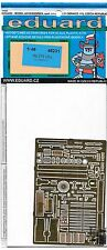 Eduard He-219 Uhu Photo Etched Details 1/48 231 For Tamiya Kit  ST