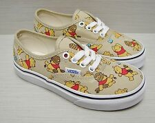 NEW VANS CLASSIC SLIP-ON (DISNEY) WINNIE THE POOH SHOES SIZE 11 KIDS