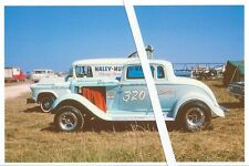 1960s Drag Racing-Jerry Haley's '33 Plymouth Coupe-G/Gasser-1964