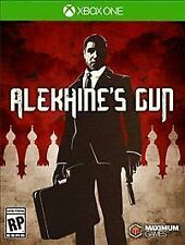 Alekhine's Gun (Xbox One, 2016) Brand New Factory Sealed