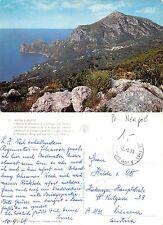 Massa Lubrense - Il Monte S. Costanzo e il Villaggio di Nerano (S-L 089)