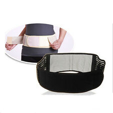 1Pcs Self-Heating Lumbar Waist Support Belt Tourmaline 20 Magnetic Braces Hot