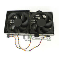Dell Precision T5500 Desktop/ Workstation Dual Fan Set 0HW856 0CP232