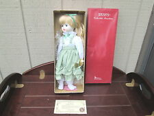 Brinn's 1986 Musical Porcelain Doll - Sound of Music
