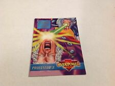 MARVEL OVERPOWER - CARD - PROFESSOR X, L@@K