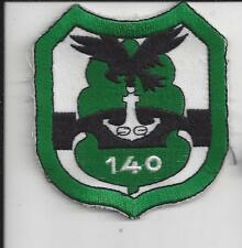 PATCH  UNKNOWN FOREIGN NAVY 140 ACHOR BLACK EAGLE